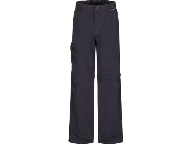 Regatta Sorcer Pantaloni con zip Bambino, ash